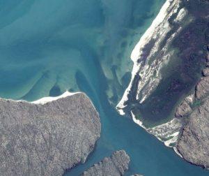 King George 2016 Google Earth