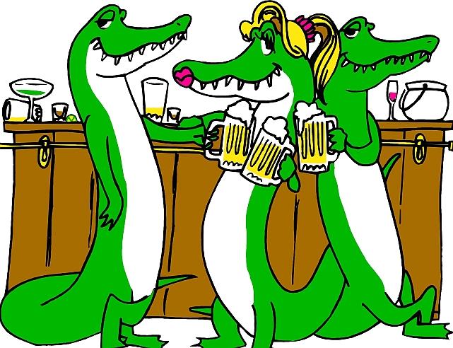 Croc Drinks